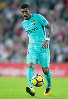 FC Barcelona's Paulinho during La Liga match. October 28,2017. (ALTERPHOTOS/Acero) /NortePhoto.com