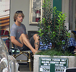 September 22nd  2012   EXCLUSIVE<br /> <br /> Eric Christian Olsen EATING LUNCH WITH HIS HAND DOWN HIS PANTS  IN MALIBU CALIFORNIA WITH SOME GIRL FRIENDS <br /> <br /> AbilityFilms@yahoo.com<br /> 805 427 3519<br /> www.AbilityFilms.com