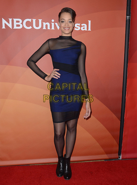 14 January  - Pasadena, Ca - Britne Oldford. NBC Universal Press Tour Day 2 held at The Langham Huntington Hotel.  <br /> CAP/ADM/BT<br /> &copy;BT/ADM/Capital Pictures