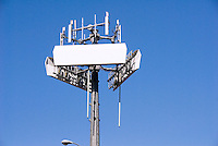 Cell Phone, communication,  tower, Antennas