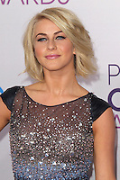 LOS ANGELES, CA - JANUARY 09: Julianne Hough at the 39th Annual People's Choice Awards at Nokia Theatre L.A. Live on January 9, 2013 in Los Angeles, California. Credit: mpi21/MediaPunch Inc. /NORTEPHOTO