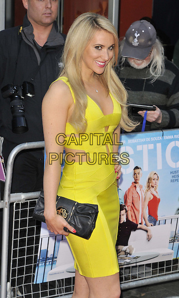 LONDON, ENGLAND - APRIL 29: Rebecca Ferdinando attends the &quot;Plastic&quot; UK film premiere, Odeon West End cinema, Leicester Square, on Tuesday April 29, 2014 in London, England, UK.<br /> CAP/CAN<br /> &copy;Can Nguyen/Capital Pictures