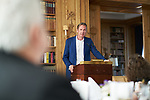Germany, Berlin, 2018/05/28<br /> <br /> Verleihung des Scopus Award an Henryk M. Broder am 28/5/2018. Matthias Döpfner. (Photo by Gregor Zielke)