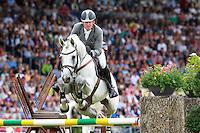 03-JUMPING: 2016 GER-CHIO Aachen: Weltfest des Pferdesports