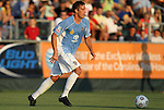 02 June 2012: Puerto Rico's Jamie Cunningham. The Carolina RailHawks defeated the Puerto Rico Islanders 2-1 at WakeMed Soccer Stadium in Cary, NC in a 2012 North American Soccer League (NASL) regular season game.