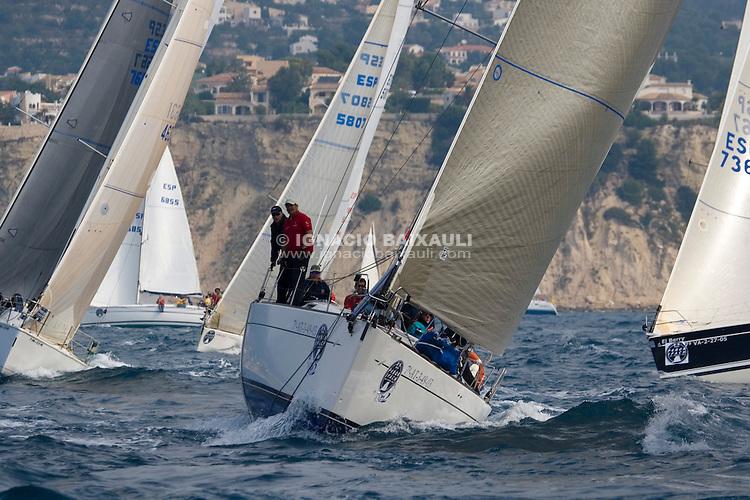 noid XX Trofeo Peñón de Ifach, Calpe-Formentera-Calpe - 5,6 y 7 de Junio de 2008 - Real Club Náutico de Calpe, Calpe, Alicante, Spain - Cruceros