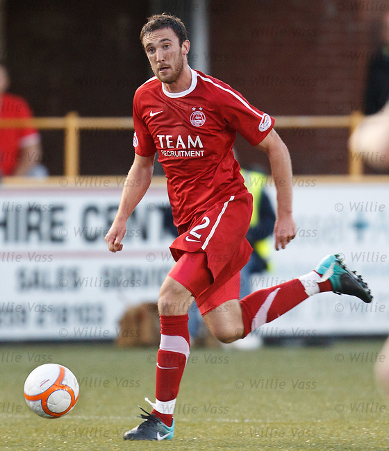 Rory McArdle, Aberdeen