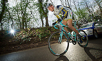 Brabantse Pijl 2012.Leuven-Overijse: 195,7km..Martijn Keizer