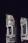 Angkor Wat (Khmer: អង្គរវត្ត) was first a Hindu, then subsequently a Buddhist, temple complex in Cambodia and the largest religious monument in the world. The temple was built by the Khmer King Suryavarman II in the early 12th century in Yaśodharapura (Khmer: យសោធរបុរៈ, present-day Angkor), the capital of the Khmer Empire, as his state temple and eventual mausoleum. Breaking from the Shaiva tradition of previous kings, Angkor Wat was instead dedicated to Vishnu. As the best-preserved temple at the site, it is the only one to have remained a significant religious center since its foundation. The temple is at the top of the high classical style of Khmer architecture. It has become a symbol of Cambodia,[1] appearing on its national flag, and it is the country's prime attraction for visitors.