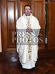 New curit Fr Barry matthews. Photo:Colin Bell/pressphotos.ie