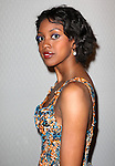 Condola Rashad attending the 2013 Tony Awards Meet The Nominees Junket  at the Millennium Broadway Hotel in New York on 5/1/2013...