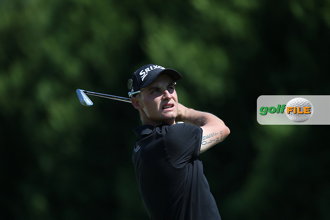 Rhys West (RSA) during Round Three of the Tshwane Open 2015 at the Pretoria Country Club, Waterkloof, Pretoria, South Africa. Picture:  David Lloyd / www.golffile.ie. 14/03/2015