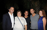 "Guiding Light Tom Pelphrey at Southwest Florica SoapFest's Celebrity Weekend doing A Night at the Theatre performing ""My Italy Story"" benefitting the Apothecary Theatre Company at the Rose History Auditorium on November 11, 2012 in Marco Island, Florida. (Photo by Sue Coflin/Max Photos)"