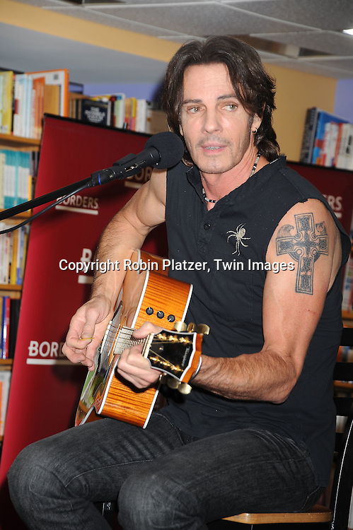 Rick Springfield singing