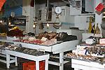 MARKET SELLING FISH IN ENSENADA