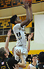 Tyrone Lyons #35 of St. Anthony's drives to the hoop during a non-league varsity boys basketball game against Ward Melville at St. Anthony's High School on Thursday, Dec. 15, 2016. St. Anthony's won by a score of 52-48.