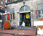 Gouda and cheese museum, South Holland, Netherlands,