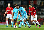 Renato Tapia of Feyenoord during the UEFA Europa League match at Old Trafford, Manchester. Picture date: November 24th 2016. Pic Matt McNulty/Sportimage