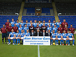 St Johnstone FC photocall Season 2016-17 Alan Storrar Cars<br />