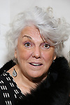 Tyne Daly attends the Gingold Theatrical Group's Golden Shamrock Gala at 3 West Club on March 16, 2019 in New York City.