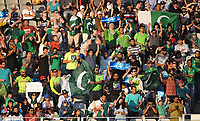 Fans and supporters.<br /> Pakistan tour of New Zealand. T20 Series.2nd Twenty20 international cricket match, Eden Park, Auckland, New Zealand. Thursday 25 January 2018. &copy; Copyright Photo: Andrew Cornaga / www.Photosport.nz