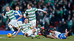 Scott Brown tackled by Ian Black