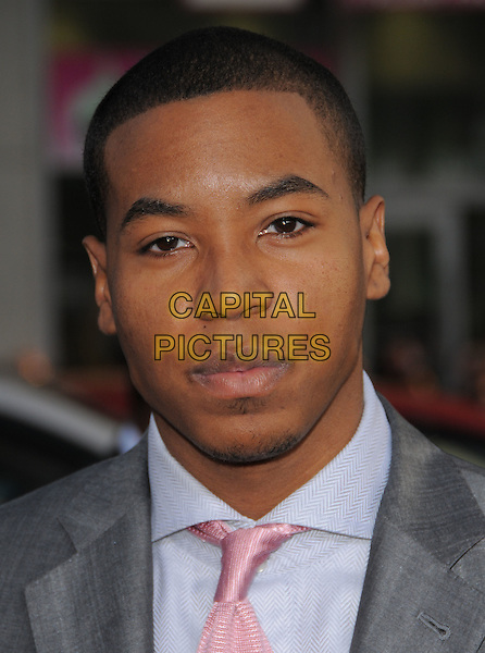CHRISTIAN SCOTT.The Universal Pictures World Premiere of Leatherheads held at The Grauman's Chinese Theatre in Hollywood, California, USA..March 31st, 2008          .headshot portrait .CAP/DVS.©Debbie VanStory/Capital Pictures.