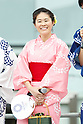 Homare Sawa, <br /> JULY 24, 2017 : <br /> Event for Tokyo 2020 Olympic and Paralympic games is held <br /> at Toranomon hills in Tokyo, Japan. <br /> &quot;TOKYO GORIN ONDO&quot; will be renewed as &quot;TOKYO GORIN ONDO - 2020 -&quot;.<br /> (Photo by Yohei Osada/AFLO SPORT)