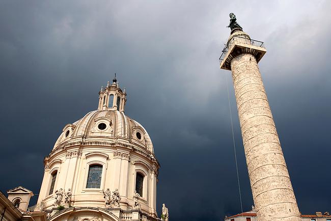Trajans Column . Rome