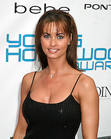 "Karen McDougal.26th ""Young Hollywood Awards"".Henry Fonda Theater.Hollywood, CA.May 1, 2005.©2005 Kathy Hutchins / Hutchins Photo"