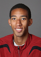 STANFORD, CA - SEPTEMBER 29:  Jules Sharpe of the Stanford Cardinal during track and field picture day on September 29, 2009 in Stanford, California.