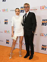 10 May 2019 - Beverly Hills, California - Delilah Belle Hamlin, Harry Hamlin. 26th Annual Race to Erase MS Gala held at the Beverly Hilton Hotel. <br /> CAP/ADM/BT<br /> &copy;BT/ADM/Capital Pictures