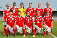 Wales Women v Norway Women - Women's EURO 2017 Qualifier - 07.06.2016