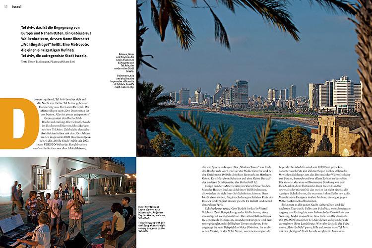 Air Berlin magazine, Germany - September 2012