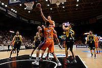 Lucic<br /> Liga Endesa ACB - 2014/15<br /> J15<br /> Valencia Basket vs Iberostar Tenerife