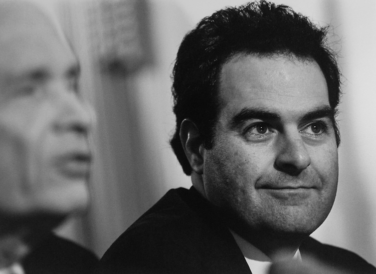 Chief Administrative Officer Scot Faulkner, in January 1995. (Photo by Maureen Keating/CQ Roll Call via Getty Images)