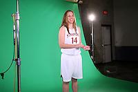 SAN ANTONIO, TX - APRIL 2:  Kayla Pedersen at the Final Four media day on April 2, 2010 in San Antonio, Texas.