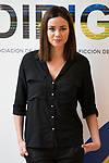 """Dafne Fernandez attends to the photocall of the presentation of conferences """"Series juveniles que marcaron una generacion"""" by Dirige Association in Madrid, Spain. March 27, 2017. (ALTERPHOTOS/BorjaB.Hojas)"""