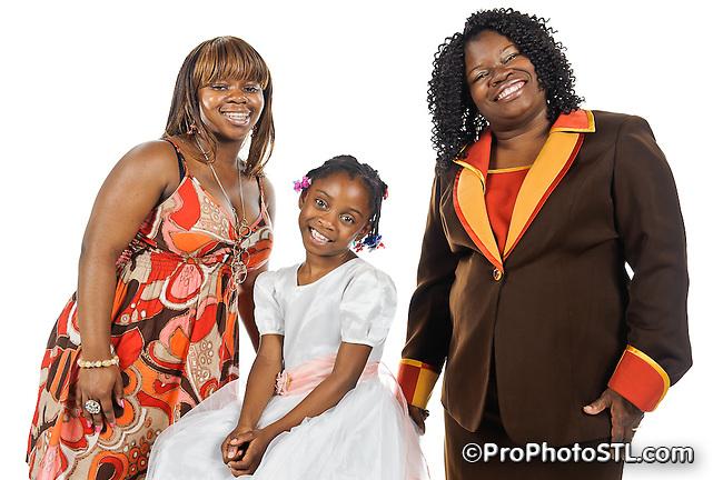 Harried family photos