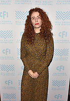 SAN RAFAEL, CA - OCTOBER 09: Alma Har'el arrives to the special screening of 'Honey Boy' during the 42nd Mill Valley Film Festival at the Century Larkspur Landing on October 9, 2019 in San Rafael, California. Photo: imageSPACE for the Mill Valley Film Festival/MediaPunch