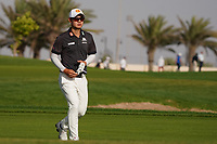 Jazz Janewattananond (THA) on the 15th during Round 3 of the Saudi International at the Royal Greens Golf and Country Club, King Abdullah Economic City, Saudi Arabia. 01/02/2020<br /> Picture: Golffile | Thos Caffrey<br /> <br /> <br /> All photo usage must carry mandatory copyright credit (© Golffile | Thos Caffrey)
