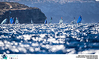 The Trofeo Princesa Sofia Iberostar celebrates this year its 50th anniversary in the elite of Olympic sailing in a record edition, to be held in Majorcan waters from 29th March to 6th April, organised by Club Nàutic S'Arenal, Club Marítimo San Antonio de la Playa, Real Club Náutico de Palma and the Balearic and Spanish federations. ©Jesus Renedo/SAILING ENERGY/50th Trofeo Princesa Sofia Iberostar<br /> 04 April, 2019.