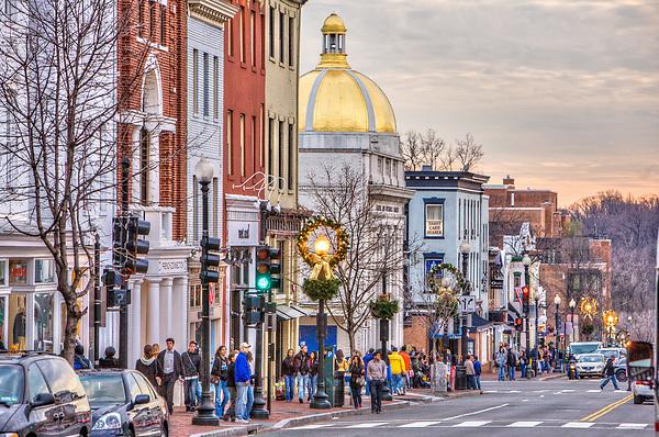 Georgetown Washington DC