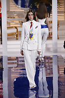 Ralph Lauren<br /> New York Fashion Week <br /> FW18 <br /> <br /> New York Fashion Week,  New York, USA in February 2018.<br /> CAP/GOL<br /> &copy;GOL/Capital Pictures