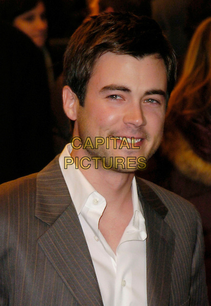 "MATT LONG.At the Premiere of ""Ghost Rider"" held at Lowes 42nd Street E-Walk Theater, New York, New York, USA, .15 February 2007..portrait headshot .CAP/ADM/BL.©Bill Lyons/AdMedia/Capital Pictures. *** Local Caption ***"