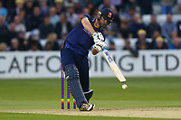 Paul Walter in batting action for Essex during Essex Eagles vs Middlesex, NatWest T20 Blast Cricket at The Cloudfm County Ground on 11th August 2017
