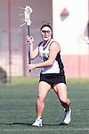 Santa Barbara, CA 02/18/12 - Elizabeth Fennie  (Cal Poly SLO #9) in action during the 2012 Santa Barbara Shootout.  Colorado defeated Cal Poly SLO 8-7.