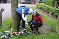 ELFSTEDENTOCHT: SLEAT: 20-05-2013, Fietselfstedentocht 240 km, ©foto Martin de Jong
