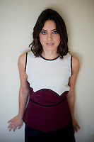 Aubrey Plaza for the New York Daily News