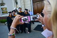 GCU Grad Student Commencement 2013